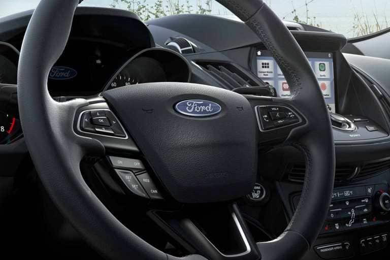 Available Heated Steering Wheel