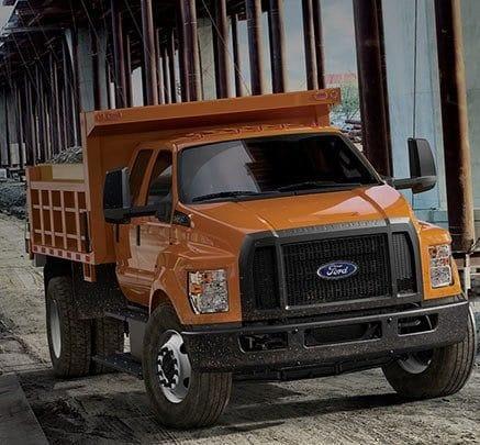 Edmonton Commercial Vehicle Financing