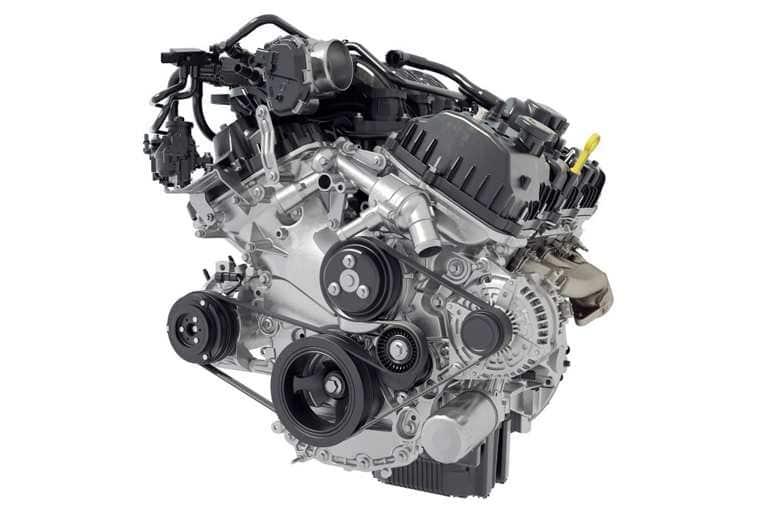 New 3.3L Ti-VCT V6